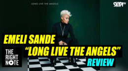 Danielle McGrane reviews Emeli Sande's album 'Long Live The Angels'.