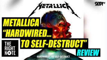 Rod Yates reviews Metallica's album 'Hardwired… To Self-Destruct'