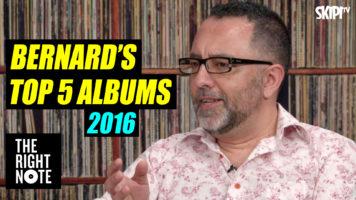 Bernard Zuel's Top 5 Albums of 2016