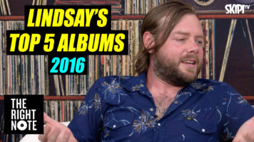 The Dr's Top 5 Albums of 2016