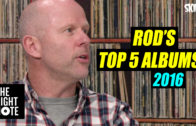 Rod Yates' Top 5 Albums of 2016