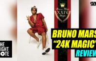 Danielle McGrane reviews Bruno Mars' '24K Magic'