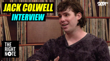 Danielle McGrane chats with Jack Colwell