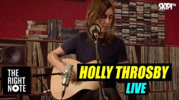 Holly Throsby Live on The Right Note