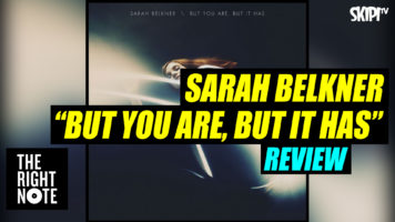 "Sarah Belkner ""But You Are, But It Has"" Review"