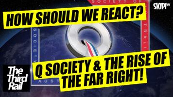 Q Society, Covert Bus Rides and no SMH