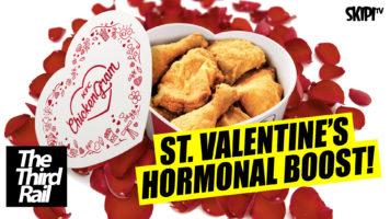 A KFC Bouquet?  Who Said Romance Was Dead