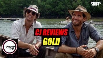 CJ Reviews 'Gold'