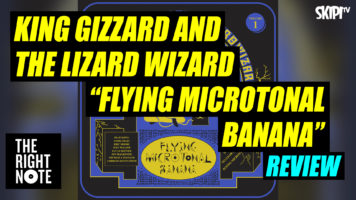 "King Gizzard ""Flying Microtonal Banana"" Review"