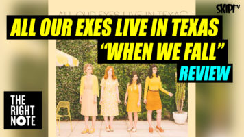 "All Our Exes Live In Texas, ""When We Fall"", Review"