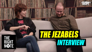 The Dr Interviews The Jezabels