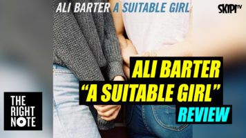Ali Barter 'A Suitable Girl' Review