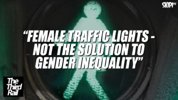 Fighting Gender Inequality One Traffic Light At-A-Time