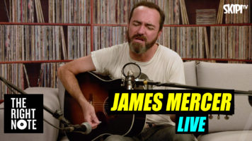 James Mercer Live on The Right Note
