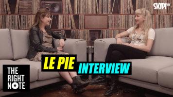 Le Pie Interview
