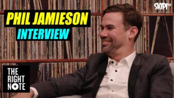 Phil Jamieson Interview
