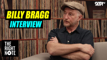 Billy Bragg Interview