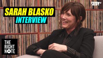 Sarah Blasko Interview