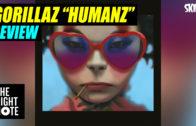Gorillaz 'Humanz' Review