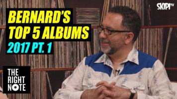 Bernard Zuel's Top 5 Album 2017 Pt.1