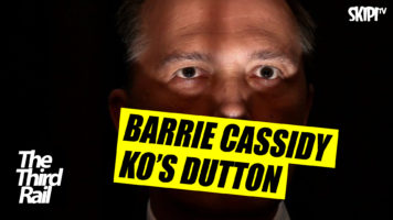 Cassidy KO's Dutton