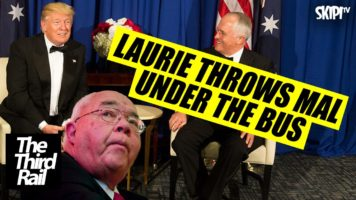 Did Laurie Throw Mal Under The Bus?