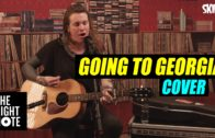 'Going To Georgia' Cover