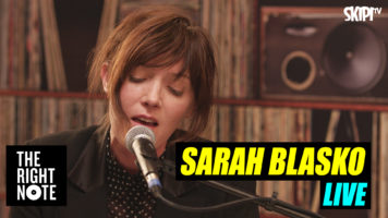 Sarah Blasko 'Without' Live