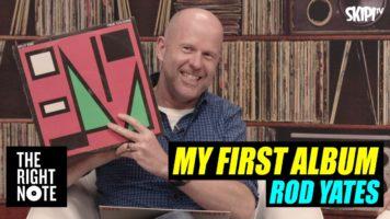 Rod Yates 'My First Album'