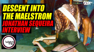 Jonathan Sequeira Interview 'Descent Into The Maelstrom'