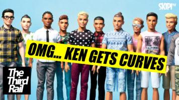 #OMG…Ken Gets Curves