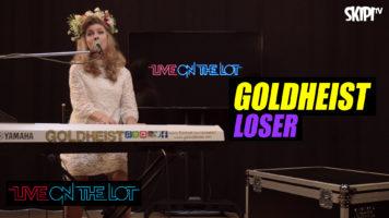 Goldheist 'Loser' Live