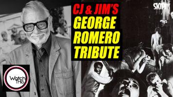 George Romero Tribute