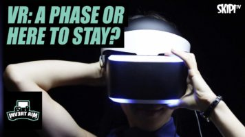 VR & Gaming – A Phase Or Here To Stay?