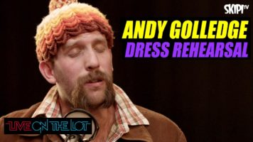 Andy Golledge 'Dress Rehearsal' Live