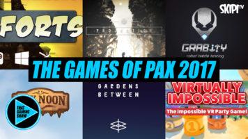 PAX 2017-OZ Indie Showcase