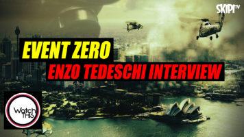 Enzo Tedeschi Interview