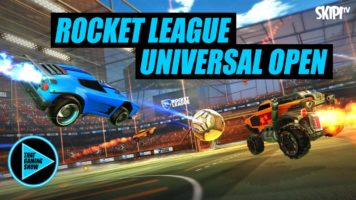 Rocket League Universal Open