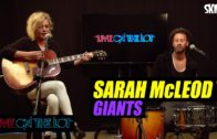 Sarah McLeod 'Giants' Live
