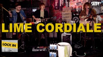 Lime Cordiale 'Hanging Upside Down'