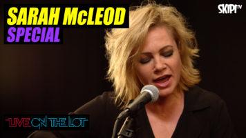 Sarah McLeod Live