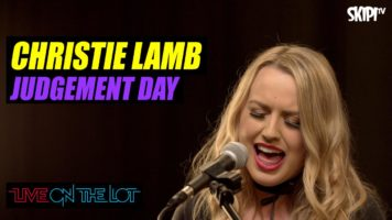 Christie Lamb 'Judgement Day' Live