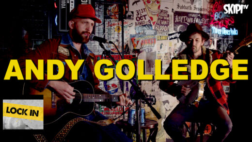 Andy Golledge 'Heavy Handed' Live
