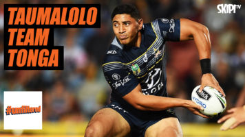 Taumalolo Chooses Team Tonga