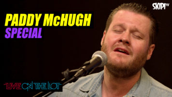 Paddy McHugh Live