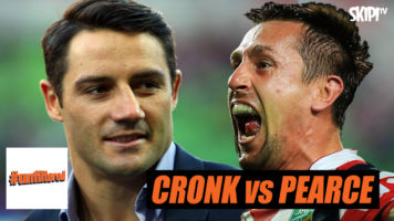 Cronk vs Pearce