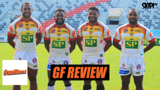 PNG Hunters Grand Final Review