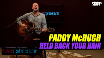 Paddy McHugh 'Held Back Your Hair'
