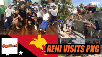 Reni Maitua's PNG Trip