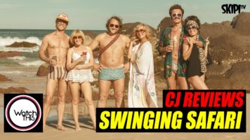 The Direction, Performances & Design Make Swinging Safari A Relentlessly Entertaining 96 Minutes